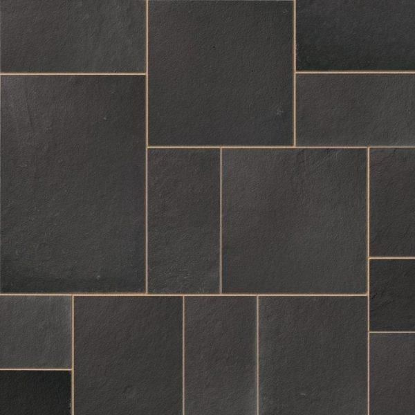 Black Limestone Calibrated & Untumbled