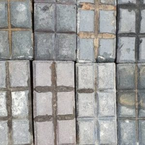 6 bar Blue Stable Pavers Reclaimed