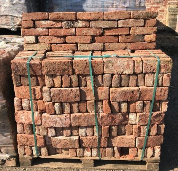 Ashbourne Handmade Orange Brick 60mm