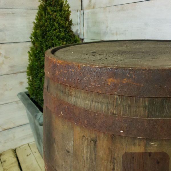 Reclaimed Oak Whiskey Full Barrel