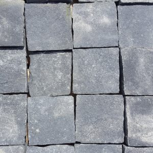Black Limestone Setts