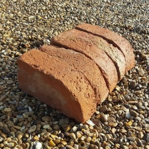 Calf Nose Bricks Red 3 inch (Small)