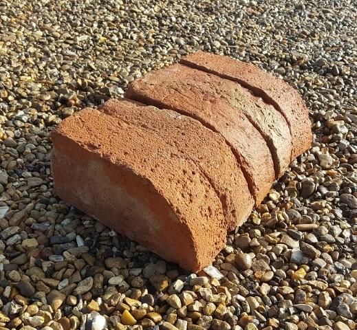 Calf Nose Bricks Red 3 inch (Small)