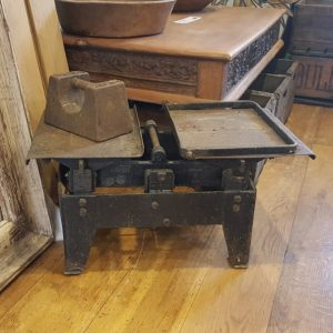 Coleman's Weighing Scales
