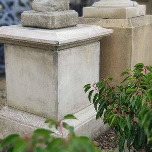 Composite Stone Pedestal
