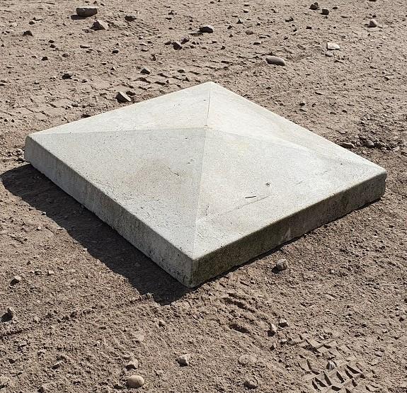 Concrete Pier Cap reclaimed