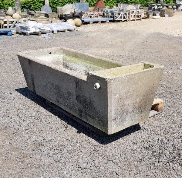 Reclaimed Concrete Trough