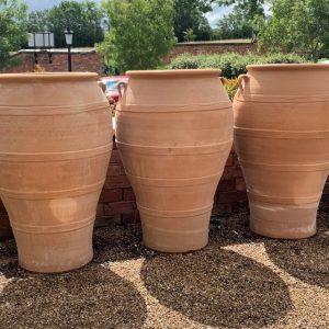 Cretan Olive Jars Large