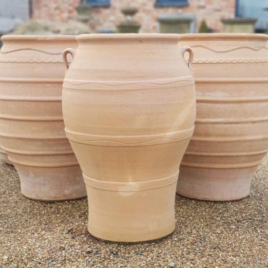 Cretan Olive Jar with Handles