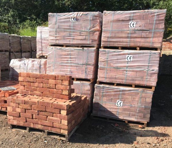 Imperial Stratford Red Distressed Brick