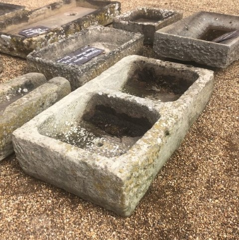 Double Yorkstone Sink (Small)