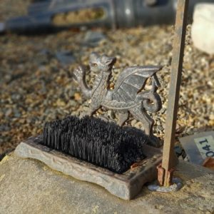 Dragon Boot Scraper