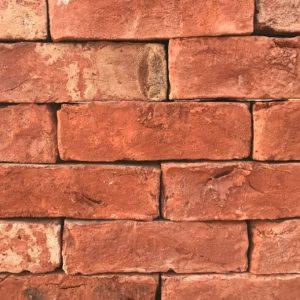 Farm House Orange Handmade Brick2