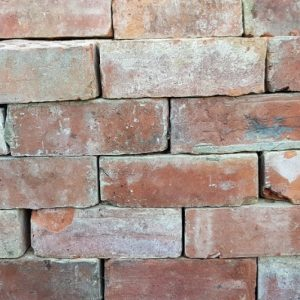 Georgian Reclaimed Bricks from Stony Stratford