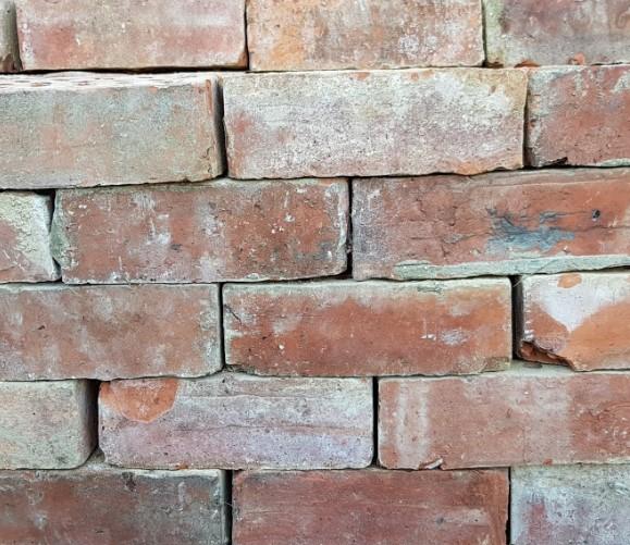 Georgian Reclaimed Bricks from Stony Stratford