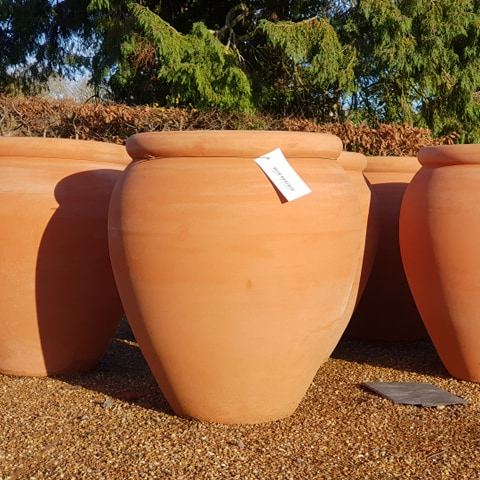 Handmade Large Terracotta Pot