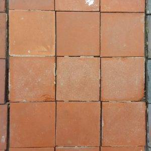 Handmade Red Quarry Tiles