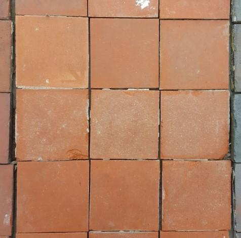 Handmade Red Quarry Tiles