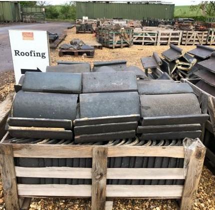 Hogs Back Ridge Tiles