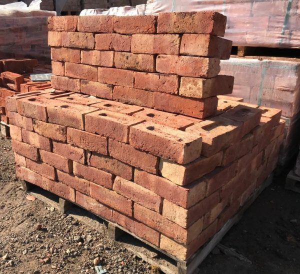 Imperial Red New Distressed Brick