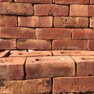 Imperial Red Stratford Reclaimed Bricks