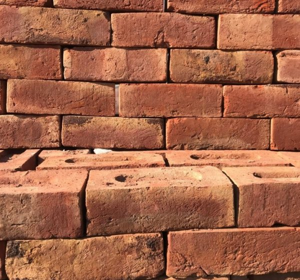 Imperial Red Stratford Reclaimed Bricks