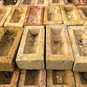 London Buff Reclaimed MultiStock Brick