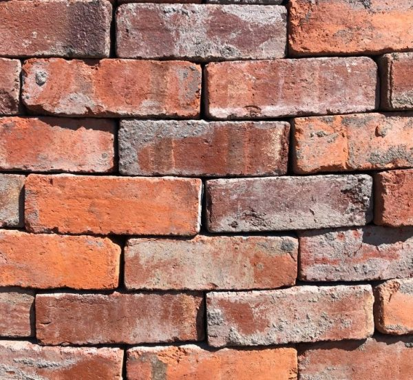 Manchester Reclaimed Red Brick