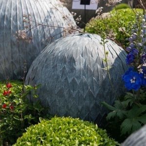 A Place in the Garden Leaf Ball Set