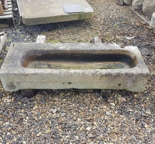 Narrow Stone Trough Reclaimed (Small)