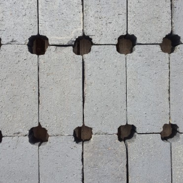 Open Cell Permeable Paving Block
