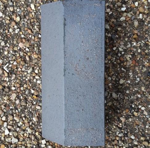 Plinth Stretcher Brick Close Up