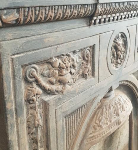 Reclaimed Decorative Victorian Insert