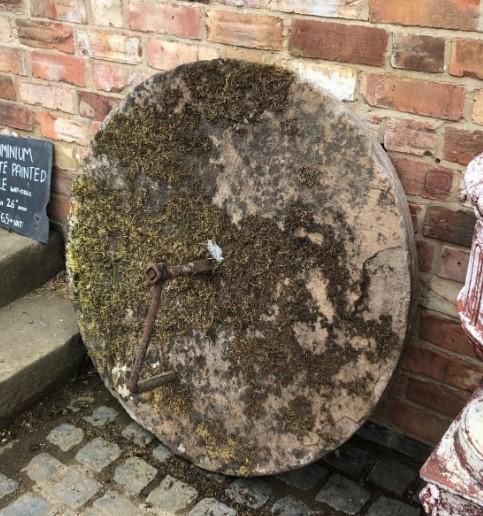 Reclaimed Millstones