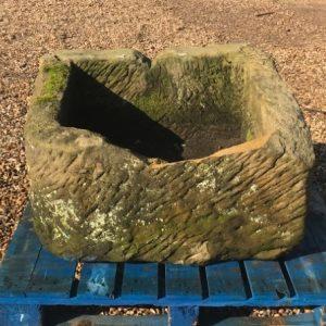 Reclaimed Sandstone Trough