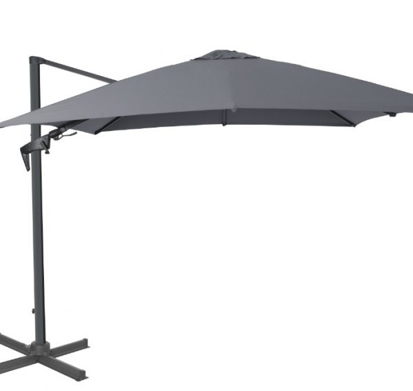 Royce Executive Parasol Grey