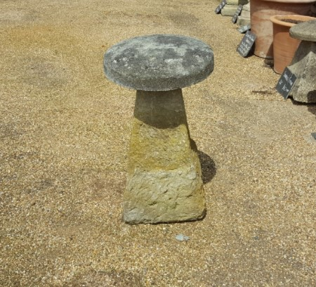 Sandstone Staddle Stone