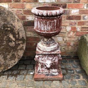 Terracotta Urn Victorian