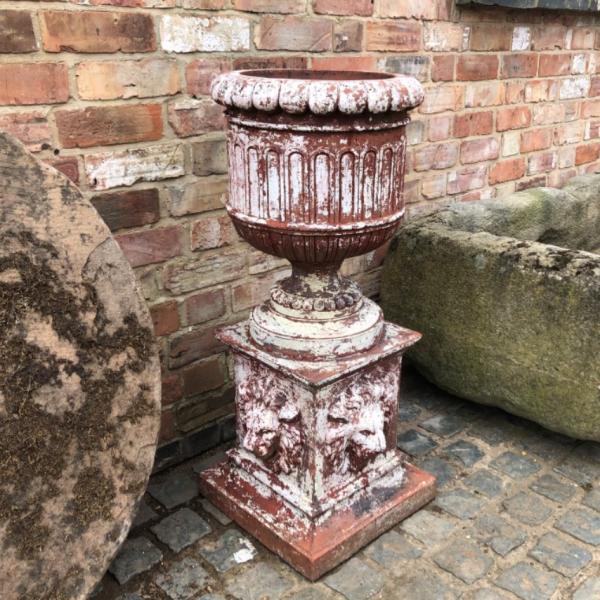 Victorian Terracotta Urn