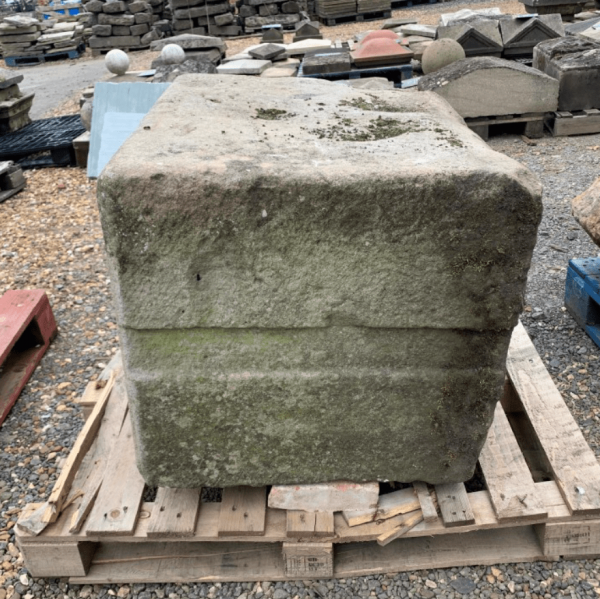 Large Stone Cheese Press