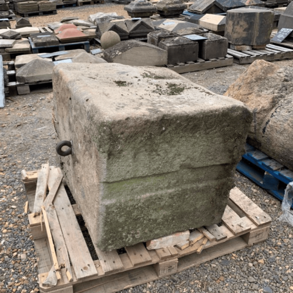Block of Stone Reclaimed