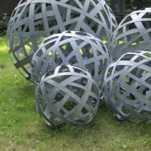 A Place in the Garden Lattice Balls