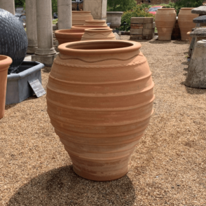 Handmade Terracotta Olive Jar Extra Large