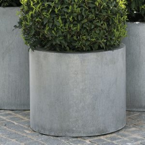 Contemporary Cylinder Garden Pot - Ravello