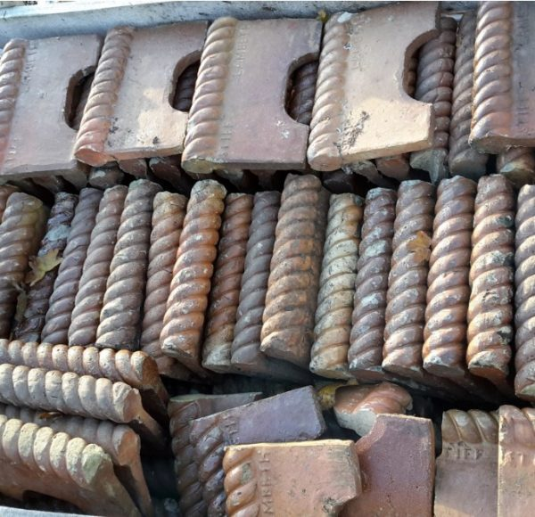 Assorted Victorian Lawn Edgings for sale