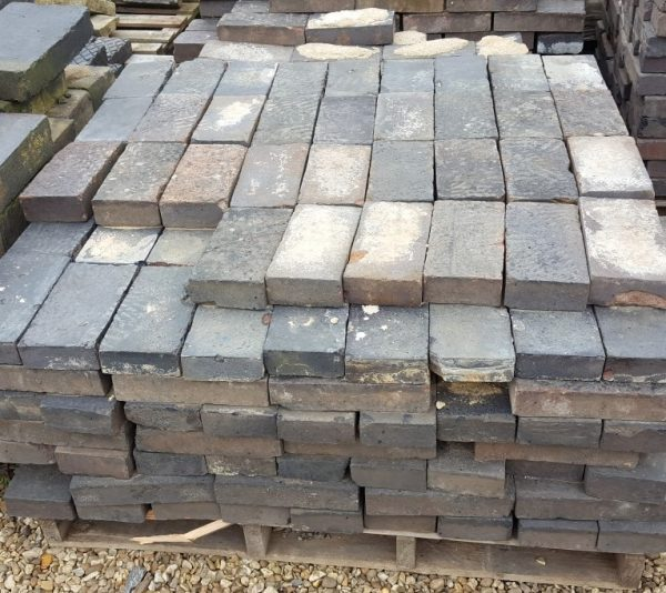 Smooth Blue Paver Reclaimed Victorian
