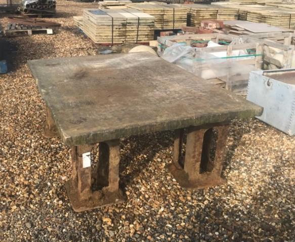 Yorkstone Outdoor Table