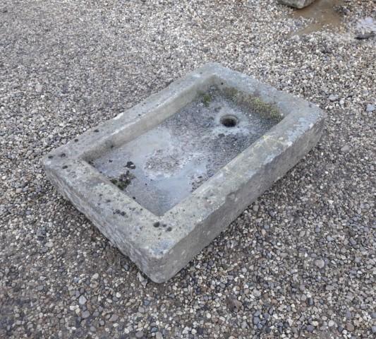 Yorkstone Sink Reclaimed
