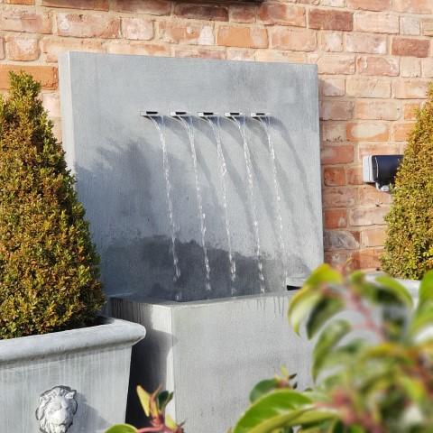 Veneto Square Water Fountain