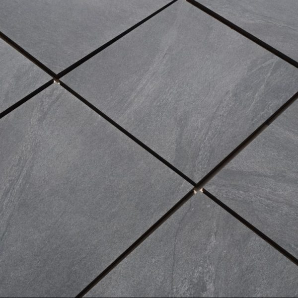 Black Porcelain Paving